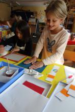 Workshop Buchbinden für Kinder